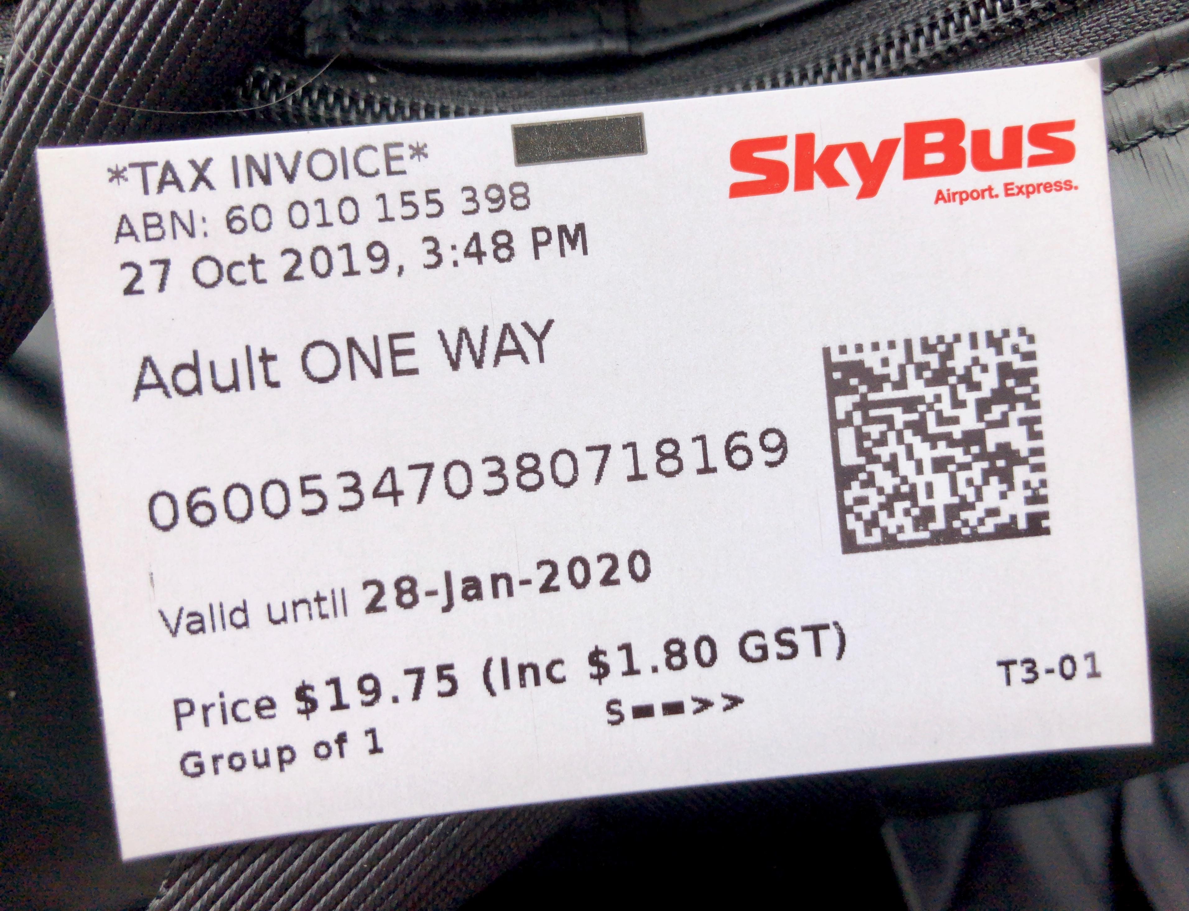 メルボルン,skybus,空港,中心,オーストラリア,一人旅,女性