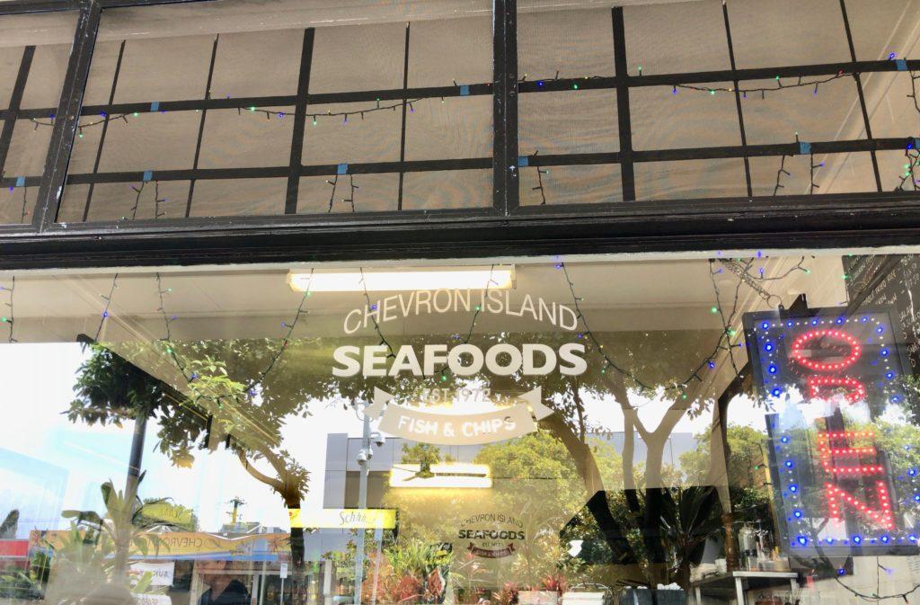 オーストラリア,ゴールドコースト,フィッシュ&チップス,フィシュアンドチップス,安い,美味しい,シェブロン島,シェブロンアイランド